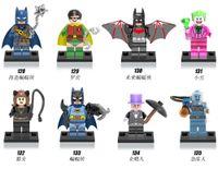 Wholesale 480pcs X0111 Building Block Avengers Sets Storm Heroes Minifigures Super Heroes Assemble Blocks Single Mini Figures