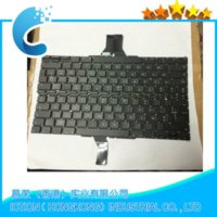 apple keyboard wired - FOR Apple Macbook Air A1370 Model FR French Layout Keyboard keyboard gaming keyboard german