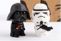Wholesale Star Wars doll Darth Vader Storm Trooper Action Figure Cartoon Cute Model Toys Children Chirstmas Gifts