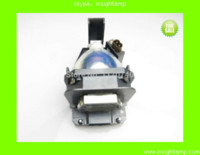 Wholesale DHL projector lamp ET LAX100 for PT AX100 PT AX100E PT AX200 PT AX200E with housing case projector lamp life projector lamp bulb