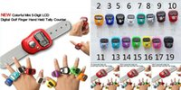 Wholesale Mini Hand Hold Band Tally Counter LCD Digital Screen Finger Ring Electronic Head Count Tasbeeh Tasbih Finger Hand Held Ring Tally Counter