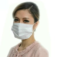 Wholesale Export Japan anti haze three layers of non woven masks filter paper masks disposable masks G