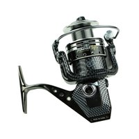 Wholesale 13 BB No clearance High hard aluminum alloy Fishing reel Speed ratio Road sub Spinning Wheels BA1000