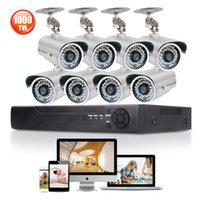 alert surveillance - 1 quot CMOS CH High Resolution IR Cut TVL Outdoor Waterproof Home Surveillance Security Camera System email alert T HDD