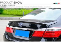 accord rear spoiler - fit for HONDA ACCORD baking varnish stove high quality Spoiler spoiler Wing rear wing different colors