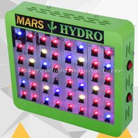 Wholesale Mars Hydro Reflector48 LED Grow Light Full Spectrum of grow light panel Switches Design for Hydroponics W Draw Power Band