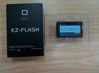 Ds gba de Avis-EZ Flash IV 4 POUR GBA / GBA SP / NDSL / DS