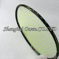 Wholesale pc Glanz badminton racket carbon fiber Badminton Racket T jiont built JP