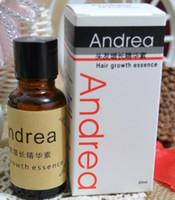 Wholesale 3 bottle Andrea hair treatment Hair Growth Essence Hair Loss Liquid ml bottle dense unix hair conditioner serum