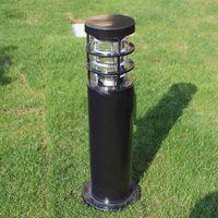 Wholesale 60cm tall rain proof garden lamp Villa outdoor lawn lamp modern aluminum grass light courtyard lamps outdoor lighting WCS OLL0023