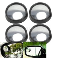 Wholesale 4x Driving Safety Blind Spot Assistor Side Rear View Extender Mirror Car Truck Interior Mirrors Cheap Interior Mirrors