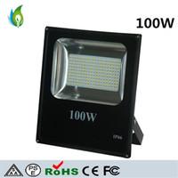 ac management - 100W Outdoor LED Floodlights IP66 Waterproof Superior Thermal Management Design LED Flood Lights for Outdside Landscape OED TGD A