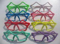 Wholesale Children round glasses frames five pointed star shape glasses frame kids glasses photo frames decorated glasses Harry Potter style glasses N