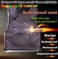 Wholesale Professional three level protection Tactical bulletproof vest Outdoor sports vest Hunting Vest flak jackets