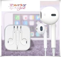 Wholesale iphone5s plus s s ipad Apple phone headset wire with wheat ear earplugs MQ200