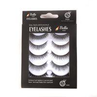 amazing false eyelashes - Top Quality False Eyelashes Makeup Synthetic Eyelashes pairs box Bellahair Amazing yourselves WOW