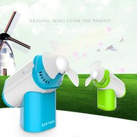 air conditioning factory - Mini Perfume Turbine Fan Mini Cooling Fans handheld Air Condition Rechargeable Super Silent Fan For Travel Working Factory Price