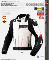 automobile clothing - komine jk Safety Clothing automobile race windproof jackets ride motorcycle jackets motorcycle off raod clothing