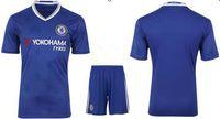 football shirt - Thai Quality Chelsea Soccer Jersey FC TERRY DIEGO COSTA FABREGAS FALCAO OSCAR HAZARD away white black football shirts