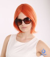 Wholesale Female short wigs COS Cosplay short straight wigs Heat Resistant Synthetic Women Wigs
