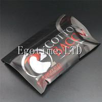 bacon - COTTON BACON Cotton Pure Cotton Bacon Cotton For DIY RDA RBA Subtank mini kanger Atomizer E Cigarette with bag