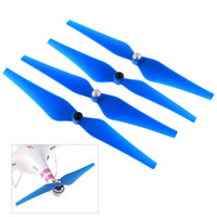 Wholesale 2 Pairs Self lock Paddle CW CCW Propeller Blades Suit for DJI PHANTOM Version RC Helicopter