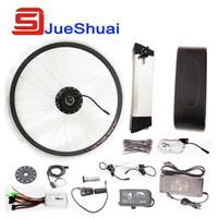 Prezzi Kit e bike-36V bollitore batteria 250W kit di conversione della bici / 350W / 500W e con display LCD a LED opzionale CK-BT02
