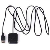 Wholesale 1pc Black GPS Antenna M Antenna For Car Vehicle Antenna Super Signal DC3 V V