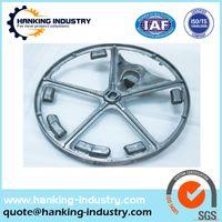 aluminum machinery - Customize precision machinery parts aluminum die casting parts die casting mould