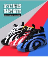 Wholesale new arrived classic ShaqNosis oneal style men basketball shoes boy fashion sneaker unisex size