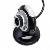 Wholesale Web Cam Camera Laptop Computer With Mic Mega M USB LED Webcam