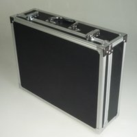 aluminum flower boxes - Executive Production Briefcase Aluminum box illusions flower magic close up comdy magic props