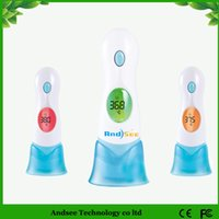 Wholesale 8 in IR Digital Thermometer For Baby Adult Object Multifunctional Infrared Thermometer KA2H04