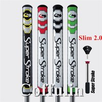 Wholesale New Super Stroke Mid Slim Golf Super Stroke Putter Grip With G Weight Clubs Available