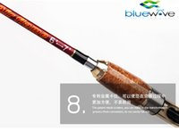 Wholesale New Design Patented m m m Length Adjustable T Toray Carbon Spinning Fishing Rod Lure Weight7 g Vela De Pesca