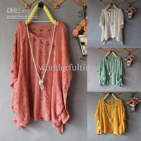 Wholesale New Fashion Women s Batwing Casual Loose Hollow Asymmetric Knit Cardigan Tops Sweater Jumper Pullov sweaters
