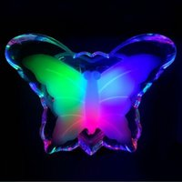 artistic furniture - LED Night Light Butterfly Lamp Children s Room Energy Saving Bar Furniture Artistic Decoration Christmas