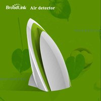 air pal - Broadlink A1 Intelligent monitor the environment Smart Air Quatily Detector Testing Air Smart phone wireless remote by WIFI