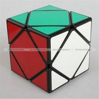 Wholesale Shengshou Magic Puzzle Cube x3x3 Tuning Spring Skewb Magic Cube Toy Durable FreeShipping KTK