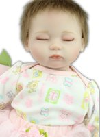 baby silkworm - 18inches lifelike Silkworm reborn baby soft silicone vinyl real touch doll lovely newborn baby