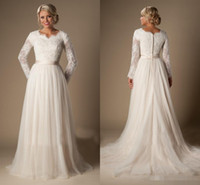 Cheap Modest Wedding Dresses - Free Shipping Modest Wedding ...