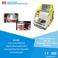 Wholesale New Design best quality key cutting machines for car residential commercial tubular keys SEC E9 key cutting machine