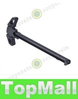 Wholesale LAi Sinairsoft Butterfly style Metal Cocking Handle poignee airsoft for WA G P PTW M4 M16 Series Airsoft GBB airsoft m16 black and Dark E