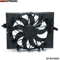 Wholesale EPMAN Sport Radiator Cooling Fan Brushless Motor For BMW Series i Sedan E60 EP RCFSE60