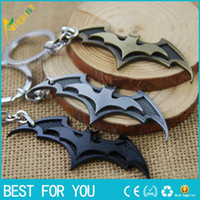 batman keyring - Batman Movie Keychain Super Hero Superhero Key Chain Key Ring Holder Keyring Porte clef Gift Men Women Souvenirs