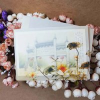 acid free paper - Lotus Clear Envelope Of Sulfur Acid Free Paper X12 cm Ink painting Translucent Add Thick Hazy Note Envelopes