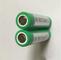 Wholesale Authentic INR18650 R Battery mAh for Samsung A V Battery High Drain Battery Cell Lithium R Battery vs LG HG2