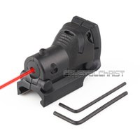 Wholesale 2016 Tactical Red Dot Laser Sight Device For Pistol Handgun Rifle Glock Gun Rifle Hunting