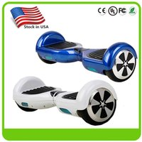 Wholesale Stock in USA Self Balancing Wheel Smart Electrics Balance Scooters Smart Hoverboard Skateboard inch Two Wheel days Fast Shipping