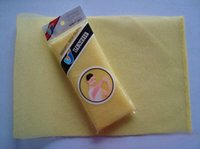 bath and beauty - DHL shipping salux beauty skin cloth exfoliating wash cloth japanese body wash towel to spain and unitedking